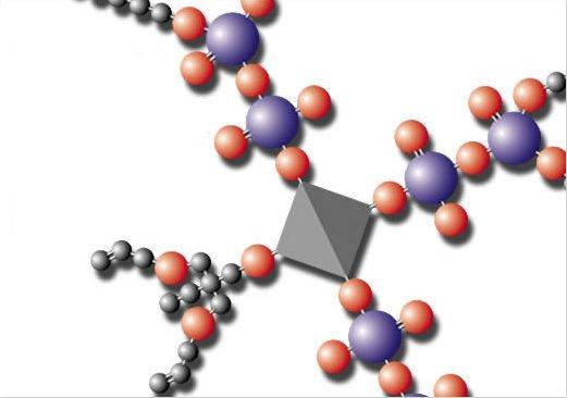 The Neoalkoxy Titanate Molecule