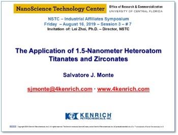 Kenrich Petrochemicals -